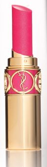 Yves Saint Laurent Rouge Volupté Perle in No. 114 Sparkling Fuchsia ($34, nordstrom.com    Read More http://www.glamour.com/beauty/2012/04/52-beauty-statements-to-try-this-summer#ixzz1uUTZLUsA