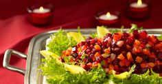 Finnish Christmas: Rosolli - Christmas Salad Christmas Time Is Here, Merry Little Christmas, Xmas, Au Natural, Cobb Salad, Food, Salads, Christmas, Essen