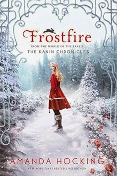 eBook Downloads: Frostfire by Amanda Hocking (ePUB) (PDF) (MOBI)