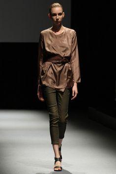 Spring 2013 RTW, Designer: JNBY