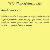 The Thankful INTJ Happy Thanksgiving Femme Dangels. From the staff at Always Uttori, we wish you a warm and safe Thanksgiving holiday. It's hard to believe that Thanksgiving is this Thursday. Accurate Personality Test, Intj Personality, Borderline Personality Disorder, Intj Enfp, Extroverted Introvert, Mbti, Knowing You, Depression, Thankful