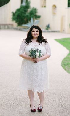 28 Best Plus Size Reception Dresses images in 2017 | Wedding ...