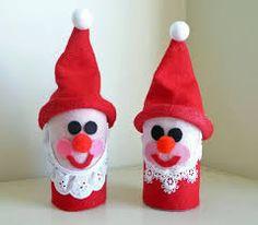 cajas de carton decoradas para navidad - Buscar con Google
