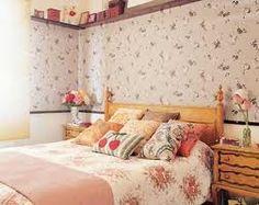 lindo papel de parede para quarto de casal