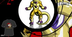 Design: Goldfrieza - by: Boggs Nicolas
