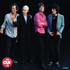 The Rolling Stones : gagnez vos places pour leur premier concert à Paris – La Défense