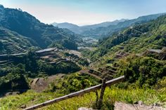 BANAUE RICE TERRACES OF IFUGAO, PHILIPPINES  As far as the impressive architectural efforts of ancient peoples go, the Pyramid of Giza is the unofficial MVP. At a comparatively young 2000 years of age, the Banaue Rice Terraces might not inspire the same degree of mystery, but the 4000-square-mile hand-carved agricultural system is nonetheless an incredibly striking scene.