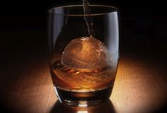 Tap into the dark side to cool down your drink with this Death Star Ice SPHERE Mold.