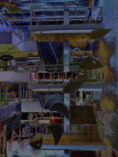 Calder Stairway enhancement # 10, via Flickr.