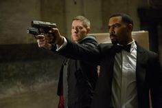 Joseph Sikora and Omari Hardwick in Power Power Starz, Ghost And Tommy, Tommy Power, Power Season 4, Power Tv Show, Starz App, Fall Tv, Add Music, Series Premiere