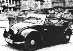 Volkswagen Beetle Series 3 Cabriolet