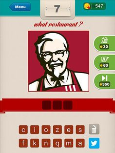 What Restaurant ? App  #whatrestaurant #app #freeapps #freeappsking #itunes #googleplay #ipad #iphone #itouch #games #android #puzzle #apps