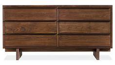 Anders Six-Drawer Dresser