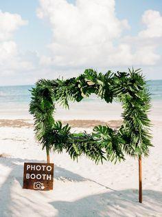 Robe fantaisie hawaï 4 piece lei garland set hawaiin Beach Party lumineux cols set