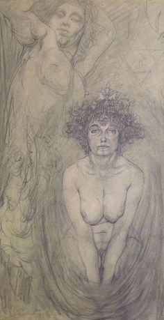 austin osman spare paintings - Buscar con Google                                                                                                                                                     More