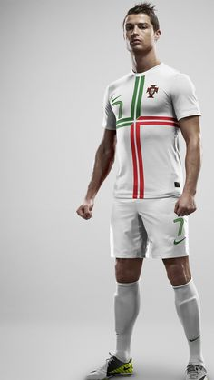 Portugal away kit Nike 2012