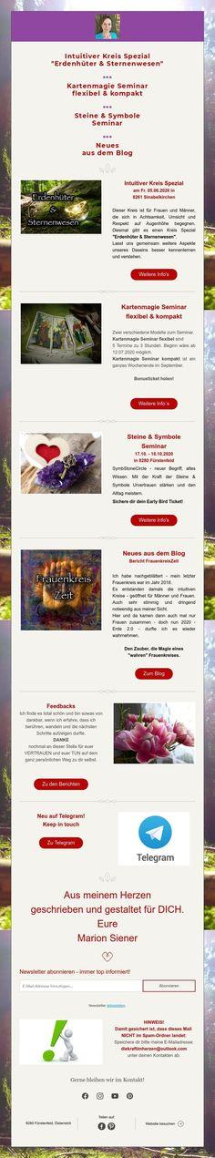 """Intuitiver Kreis Spezial  """"Erdenhüter & Sternenwesen""""    ***  Kartenmagie Seminar   flexibel & kompakt    ***  Steine & Symbole   Seminar    ***  Neues   aus dem Blog Blog, Stars, Blogging"""