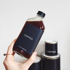 """""""Coffee makes our studio go 'round! Super thrilled to see these bad boys on the shelves at new Bondi spot @coffeebondibeach - now someone pour us a cold…"""""""