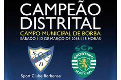 Juvenis: Sporting vem jogar a Borba na imposição de faixas aos novos campeões   Portal Elvasnews