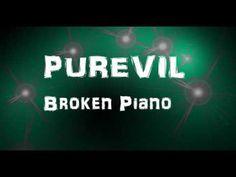 PUREvil - Broken Piano (Dark Fantasy Orchestral Music)