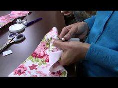 Mulher.com 19/09/2014 - Porta Lenço por Patrícia Washington - YouTube