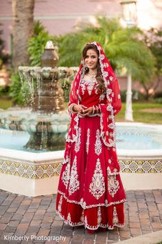 Pakistani bridal fashion http://www.maharaniweddings.com/gallery/photo/68118 @kimberlyromano