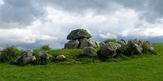 Tomb 7 at Carrowmore Megalithic Cemetery (Cheathru Mor).  Photo by J. Demetrescu 2009