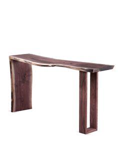 Organic Console Table