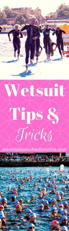 Top Five Wetsuit Tips and Tricks - Marathons & Motivation