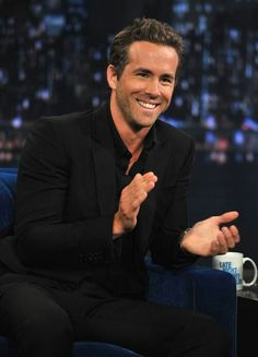 Ryan Reynolds who hails from Vancouver, BC is one of my fav Canucks.