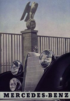 National Socialist Mercedees Benz