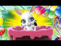 Gruß zum Geburtstag, Geburtstagsgrüße, Happy Birthday, Wünsche - YouTube