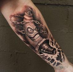 70 Spark Plug Tattoo Designs for Men - Cool Combustion Ink . 70 Spark Plug Tattoo Designs for Men - Cool Combustion Ink . Gear Tattoo, Bike Tattoos, 3d Tattoos, Best Sleeve Tattoos, Badass Tattoos, Skull Tattoos, Body Art Tattoos, Tattoos For Guys, Cool Tattoos