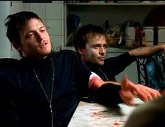 Boondock Saints - Norman Reedus and Sean Patrick Flanery