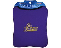 ECU Tablet/ IPad Sleeve  Conference apparel | FREE Priority Mail Shipping | College Sports Apparel |