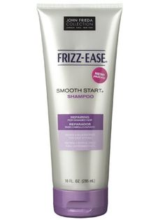 Love John Frieda frizz ease shampoo and the conditioner, too.