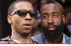 Collins Aigbogun: JAMES HARDEN Officially Under Lil B's Spell ... THE CURSE IS ON!