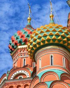 Moscow, Russia via @lalarebelo_travelblog