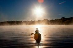 Boundary Waters, Minnesota (photo by Sara Fox)
