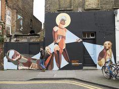 BEST | EVER, Hanbury Street, E1. | 26 Stunning Street Art Murals In East London
