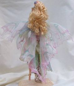 Tutorial for making water color fairy wings by VALKYRIE