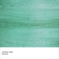 Antique Jade wood stain by Minwax (on floors) by Jennifer Ott Interior Design