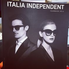 #LapoElkann Lapo Elkann: The Independendent Book of the year 2014. Enjoy Italia Independent.