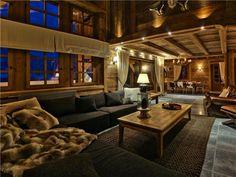 Single Family Home for sales at Chalet Belle Vue Megeve, Rhone-Alpes 74120 France