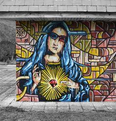 Le street-art de Atek84 !