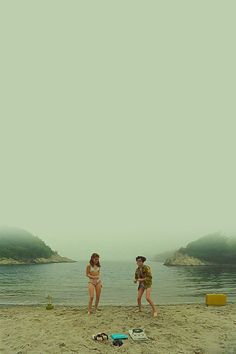 Moonrise Kingdom : The Wes Anderson Film Color Palette