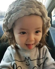 Pict from ig Cute Asian Babies, Korean Babies, Asian Kids, Cute Asian Girls, Cute Babies, Baby Baby Baby Oh, Cute Little Baby, Cute Baby Girl, Little Babies