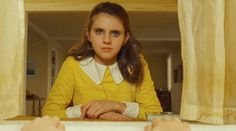Discover & share this Moonrise Kingdom GIF with everyone you know. GIPHY is how you search, share, discover, and create GIFs. Kara Hayward, Color In Film, Wes Anderson Movies, 2012 Movie, Film Aesthetic, Film Stills, Retro, Short Film, Cinematography