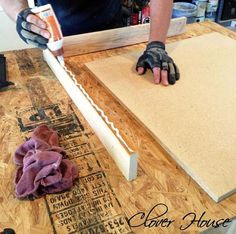 DIY Design  Home Decor: How to Build a Corner Cabinet for Your Kitchen!