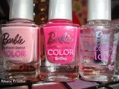 Okay where is this brand? I want barbie nail polish.